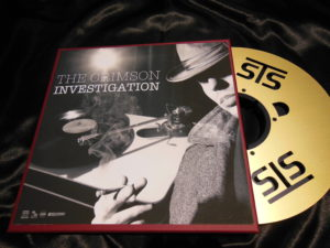 Reel to Reel Tape Crimson Investigation - T6111151