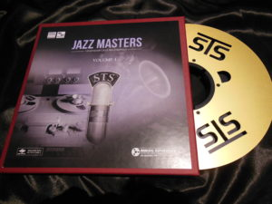 Reel to Reel Tape Jazz Masters - T6111113
