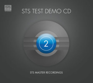Siltech Demo CD, volume 2 - STS Digital 6111146